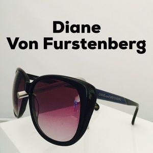 Diane Von Furstenberg Sunglasses Frames